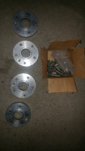 Wheel Spacers 25mm( 1 inch)