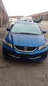 2015 Honda civic.EX.finance available