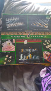 Lucky 7 gaming classics