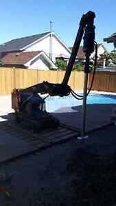 Helical Screw Pile Foundations- NO MORE CONCRETE POST HOLES! Kitchener / Waterloo Kitchener Area image 5