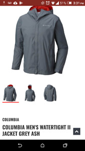 New Colombia watertight II jacket/raincoat