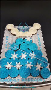 Custom cakes,cupcakes,fresh bread and pastry
