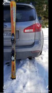 Ski alpin à vendre