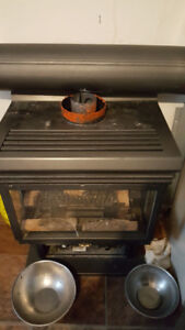 WANTED propane fireplace or furnace