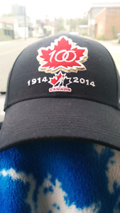 100th collector Hat