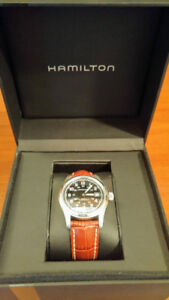 Hamilton Khaki Field Mechanical Automatic Watch 38mm