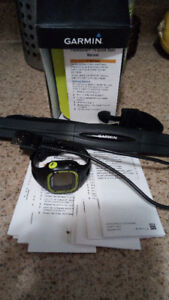 Garmin Forerunner 15 with GPS and Heart Rate strap