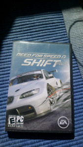 Need for speed computer game