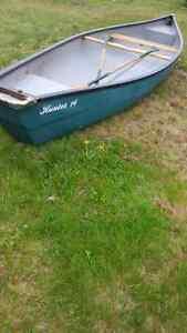 14' Hunter Canoe