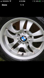 Used  BMW Rims For Sale 16""