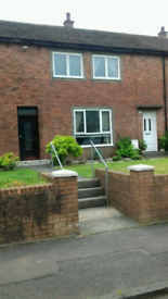 3 Bed House for rent, Mountblow, Clydebank.