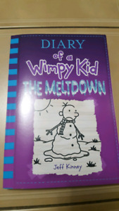 Diary of a Wimpy Kid paperback novels