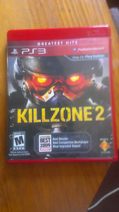 Killzone 2 for swap of another ps3 game