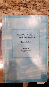 Social Work Practice in Health Care Settings - 2nd Edition