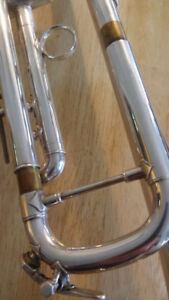 Bach Pro model Bb trumpet for sale by WSO member