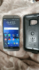 Htc one M9 cell phone. Price negotiable