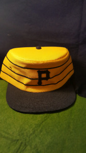 BEAUTY BECO PIRATES VINTAGE BASEBALL HAT