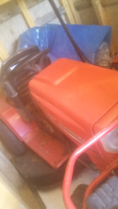 2 lawn tractors for sale