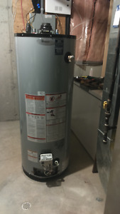 Whirlpool 50 gallon Natural Gas Water Heater Brand New!!!!