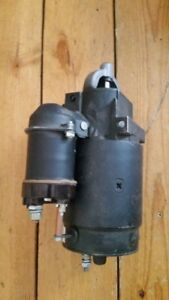 Rebuilt Delco- Remy 1108430 Starter *Dated 1L18