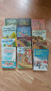 Bobbsey Twins books