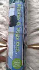 Stott Pilates and Yoga Mat never used!