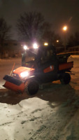 SNOW REMOVAL - Waterloo only -
