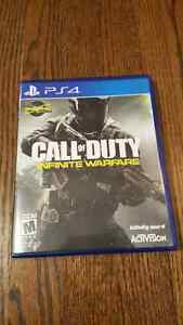 Cod infinite warfare for ps4