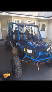 Polaris rzr Jagged X 900 xp4