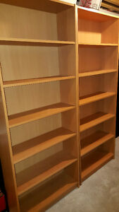 Ikea Billy Bookcase in Beech Veneer