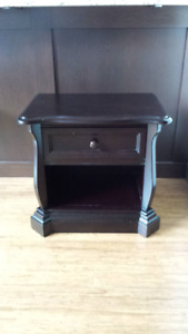 High end $750 Capretti bed side table