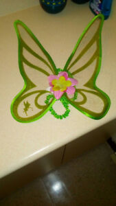 Halloween butterfly accessories for girls