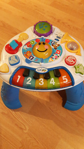Baby Einstein Discovering Music Activity Table- SOLD PPU