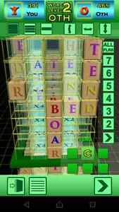 SPELL WORDS IN 3D. FREE APP. CHALLENGE YOUR FRIENDS.