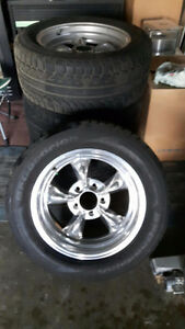 255 50 R16 BF GOODRICH G FORCE SPORT TIRES AND MAGS Kitchener / Waterloo Kitchener Area image 1