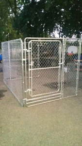 Kennel, 6ft w x10 ft L x 6ft high, HD $600.00
