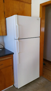 30 inch by approx. 66 inch fridge