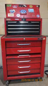 coffre a outils INTERNATIONAL base +tete 27 pouces 11 tiroirs