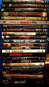 Horror/Scary Blu Rays For Sale