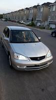 2002 Acura EL 1.7 1700$ nego