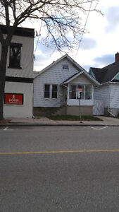 Great 2 bedroom house with lots of potential