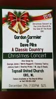 A Classic Country Christmas Concert