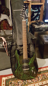 Washburn X50pro Guitar with Carry Case 300 obo