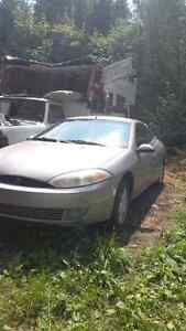 Ford cougar 02 great price can be saftied for very little cost
