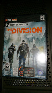 The Division Retail Box (Neuf/Scellé) PC