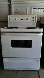 GE Electric Stove For Sale