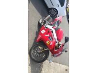 SV1000, Custom Bike, Ducati, V-Twin, Track, Streetfighter, £1000's spent