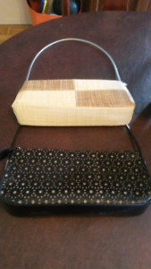 Two small purses. Excellent condition.