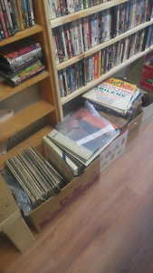 About 200 free records