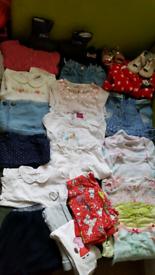 Bundle of clothes 12-18 months